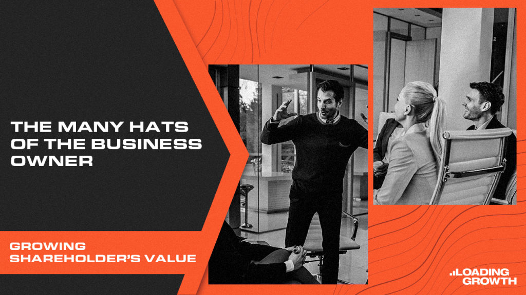 featured image The many hats of the business owner