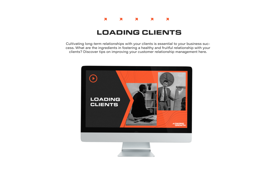 Loading Clients (1)